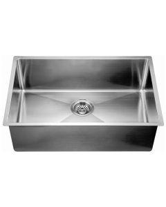 Dawn® Undermount Extra Small Corner Radius Single Bowl