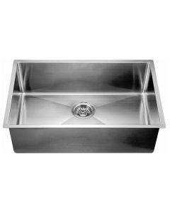 Dawn® Undermount Extra Small Corner Radius Single Bowls