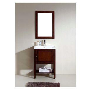 """Dawn® American Style Vanity Set 23"""" w/ Single Ceramic Sink Top"""