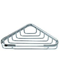 """Dawn® Triangle Basket 6-1/2"""" x 6-1/2"""" Chrome"""