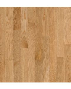 Bruce Hardwood - Natural Choice™ Strip LG: Natural - Solid White Oak