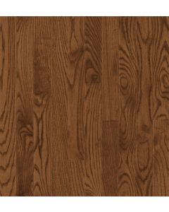 Bruce Hardwood - Manchester™ Plank: Saddle - Solid Red Oak