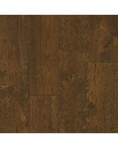 Armstrong - TimberBrushed™: Deep Etched Hampton Brown - Engineered Wirebrushed White Oak