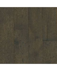 Armstrong - TimberBrushed™: Deep Etched Iron Mountain - Engineered Wirebrushed White Oak