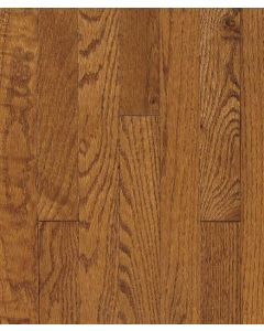 Armstrong - Ascot Strip: Chestnut - Solid Handscraped Red Oak