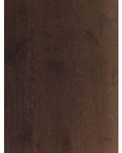 Carlton Hardwood - Oak Ridge: Burnished Rafters - Engineered Wirebrushed Oak