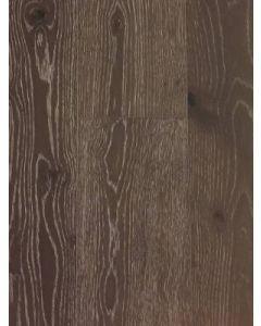 Carlton Hardwood - Oak Ridge: Driftwood - Engineered Wirebrushed Oak
