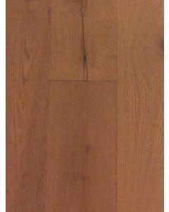 Carlton Hardwood - Oak Ridge: Golden Acorn - Engineered Wirebrushed Oak