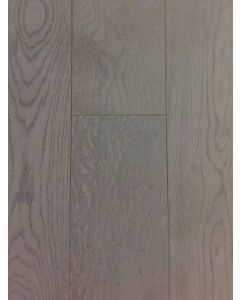 Carlton Hardwood - Oak Ridge: Smokey Grey - Engineered WIrebrushed Oak