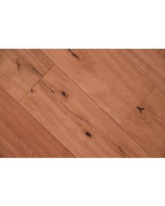 DBNS Hardwood - Noble: Summer Beam - Engineered Wirebrushed Oak