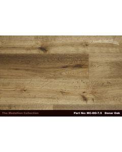 Naturally Aged Flooring - Medallion: Donar Oak - Engineered Wirebrushed