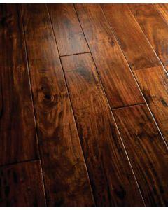 California Classics - Small Leaf Acacia: Santiago - Engineered Handscraped Acacia