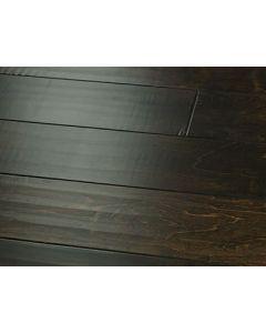 Hallmark Floors - Dark Chocolate - Engineered Handscraped Birch