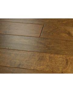 Hallmark Floors - Driftwood - Engineered Handscraped Birch