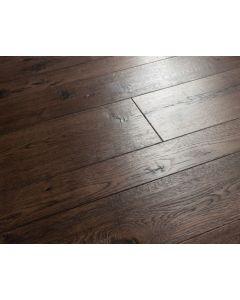 Hallmark Floors - Monterey: Gaucho - Engineered Wirebrushed Hickory