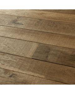 Hallmark Floors - Organic Solid: Masala - Solid Handscraped French Oak