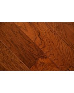 DBNS Hardwood - Eco American: Hickory Royal - Engineered Hardwood