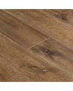 "Oasis Wood Flooring - Carmel: 17-Mile 7-1/2"" - Engineered Wirebrushed Oak"