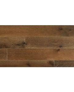 Johnson Hardwood - British Isles: Tiger Bay - Engineered Wirebrushed Oak