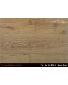 Naturally Aged Flooring - Santa Cruz - Engineered Wirebrushed