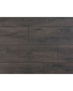 SLCC Flooring - Six PLUS: Charcoal Oak - 12MM Laminate