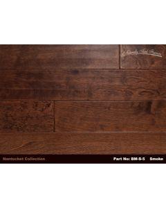 Naturally Aged Flooring - Nantucket: Smoke - Engineered Handscraped