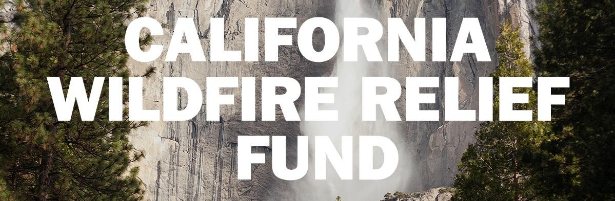 California Community Foundation's Wildfire Relief Fund